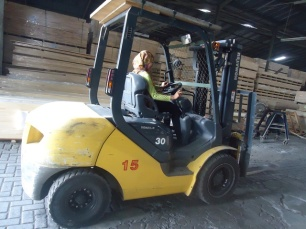 Forklift Komatsu Koplingan Nomor 15