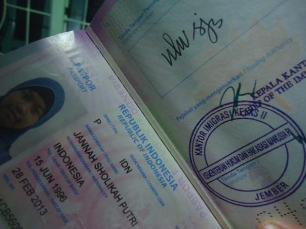 Paspor Jana